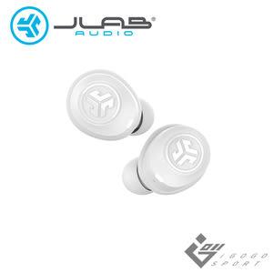 JLab JBuds Air 真無線藍牙耳機白色