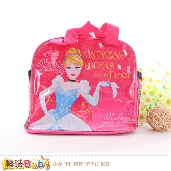 便當袋 迪士尼灰姑娘公主授權正版提袋 魔法Baby
