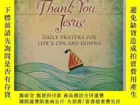 二手書博民逛書店One罕見Year Devotional: Thank You,