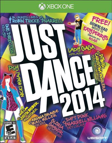 X1 Just Dance 2014 舞力全開 2014(美版代購)