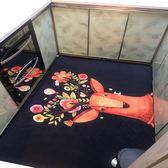 廚房地毯滿鋪長條吸水防油可機洗防滑墊家用飄窗臥室床邊地墊耐臟【全館免運店鋪有優惠】