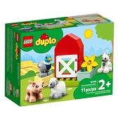 LEGO 樂高 得寶幼兒系列 農場動物照護中心_LG10949