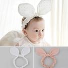 兒童兔耳髮帶 韓國棉感大兔耳朵髮帶 兒童髮飾 嬰兒髮帶 攝影造型