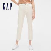 Gap女裝活力亮色五口袋牛仔褲546930-淡褐色