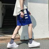 夏季寬鬆直筒五分褲潮流百搭短褲韓版男生時尚休閒褲·Ifashion