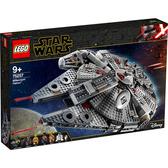樂高積木 LEGO 2019《 LT75257 》STAR WARS 星際大戰系列 - Millennium Falcon™╭★ JOYBUS玩具百貨