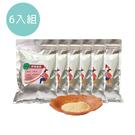 六入特惠組 低醣廚坊高纖燕麥麩皮 (350g)