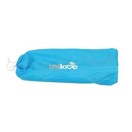 『121婦嬰用品館』英國 Unilove 床圍欄/藍色(附贈收納袋)