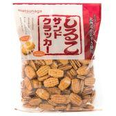 日本 松永製菓  紅豆夾心餅 270g