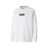 Puma x Hello Kitty Crewneck Sweatshirt 長袖T恤 白 黑 女款 大學T 凱蒂貓 聯名 【PUMP306】 59713902