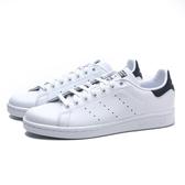 ADIDAS 休閒鞋 STAN SMITH 白 深藍 皮革 復古 板鞋 男女 (布魯克林) M20325