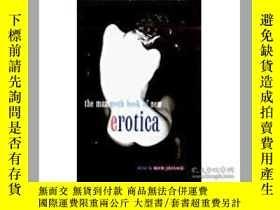 二手書博民逛書店The罕見Mammoth Book of New Erotica