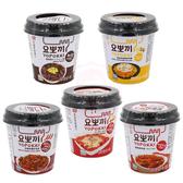 韓國 Yopokki 辣炒年糕即食杯 (甜辣味/起司味/辛辣味/洋蔥奶油/炸醬味) 【庫奇小舖】
