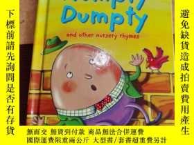 二手書博民逛書店Humpty罕見Dumpty and other nursery rhymesY258499 Ladybir