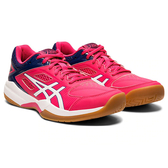 ASICS 19FW 進階 女羽球鞋 COURT-HUNTER系列 1072A015-500 贈運動襪【樂買網】