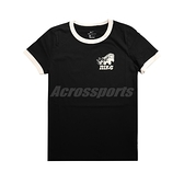 Nike 短袖T恤 NSW Retro T-Shirt 黑 米色 女款 復古 塗鴉 運動休閒 【ACS】 CV3769-010