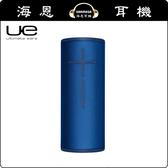 【海恩數位】美國 Ultimate Ears UE Boom3 無線藍芽喇叭 藍色 (預購)