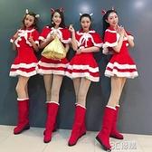 聖誕服女成人聖誕節服裝聖誕節演出服表演服聚會聖誕服飾聖誕老人 蘇菲小店
