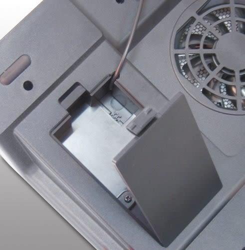 【新風尚潮流】JETART CoolStand 5 NB散熱座8公分風扇設計支援12 - 15.6 吋 NP9600