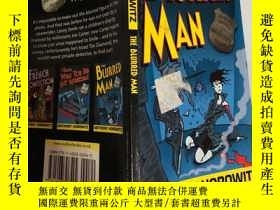 二手書博民逛書店THE罕見BLURRED MAN 模糊的人 ,Y200392