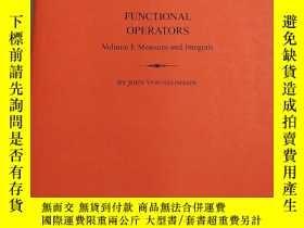 二手書博民逛書店FUNCTIONAL罕見OPERATOPS Volume I:M