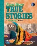 二手書博民逛書店 《Even More True Stories: An Intermediate Reader》 R2Y ISBN:0131751735│Allyn & Bacon