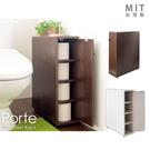 隙縫櫃 收納櫃 置物架 家具 櫃子 浴室架 極簡浴室收納櫃 MIT台灣製|宅貨