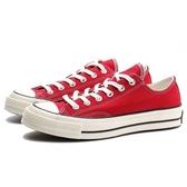 CONVERSE CHUCK TAYLOR ALL STAR 1970 70S 紅 低筒 帆布鞋 男女 (布魯克林) 164949C