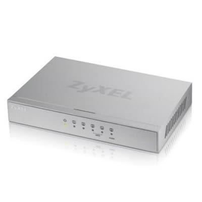 ZyXEL合勤5埠無網管型交換器(GS-105B v3)