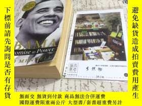 二手書博民逛書店英文原版罕見Obama from promise to powe
