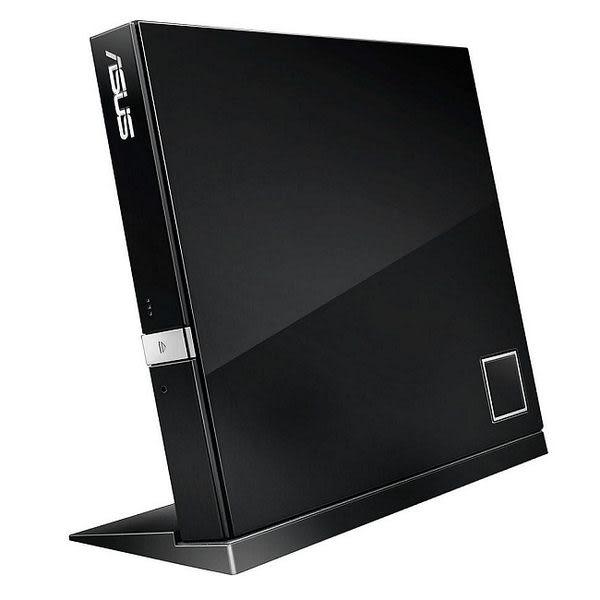 【免運費-贈光碟+有量有價】ASUS 華碩 SBW-06D2X-U 外接式超薄 BD 藍光燒錄機