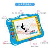 托馬斯兒童畫畫板磁性寫字板寶寶1-3歲2嬰幼兒彩色磁力涂鴉板玩具igo『韓女王』