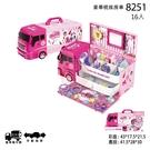 《 瑪琍歐玩具 》豪華梳妝房車 / JOYBUS玩具百貨
