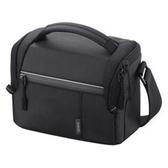 SONY LCS-SL10 單肩側背包 可裝入機身鏡頭組合及額外的備用鏡頭