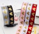 2.5厘米緞帶彩帶絲帶鮮花禮物禮盒包裝45米長一卷【雲木雜貨】