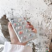 可愛卡通膠囊小人滴膠蘋果x手機殼iphone7plus/6s軟殼透明個性8女 魔方