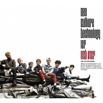 NCT 127 首張迷你專輯 NCT #127 台壓版 CD (購潮8)