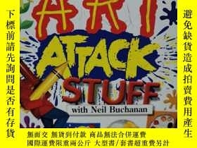 二手書博民逛書店Great罕見Art Attack StuffY7849 Neil Buchanan Gardners Boo