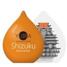 自慰套 情趣用品【限時7折】YUIRA型男先端刺激自慰蛋-橘︱愛情套餐︱