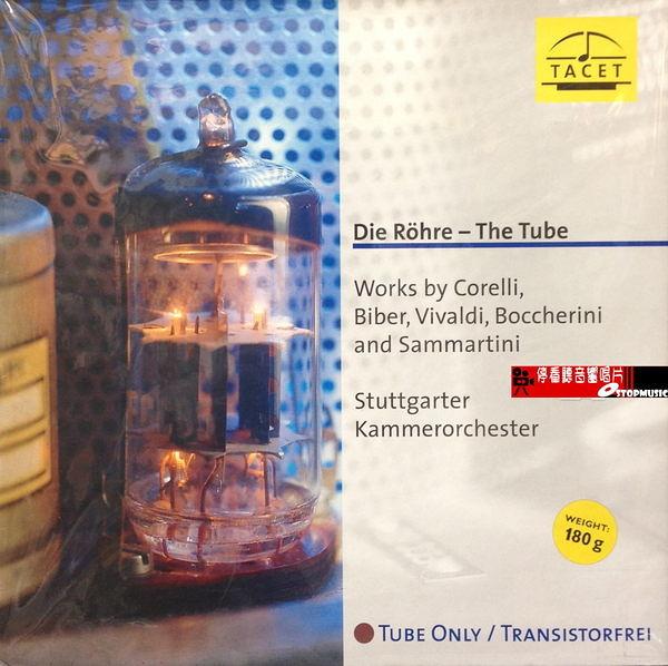 【停看聽音響唱片】【黑膠LP】DIE ROHRE:THE TUBE
