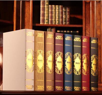 幸福居*歐米娜 歐式MAS 仿真書假書裝飾書 攝影道具模型假書 書盒裝飾品(10本裝款式請備註)