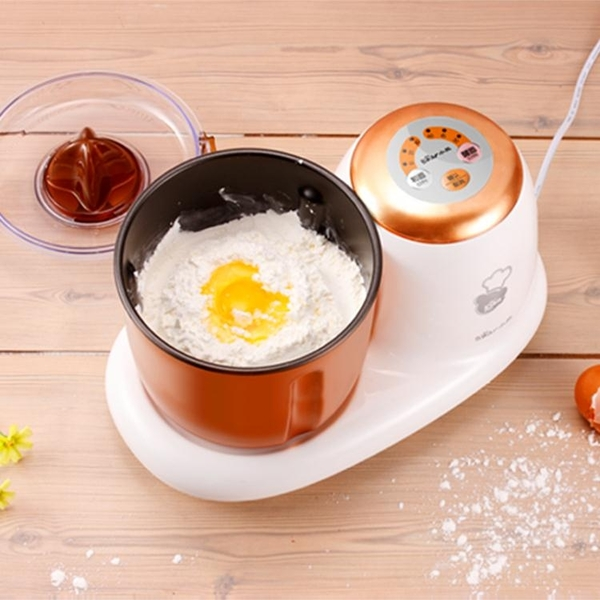 和麵機 小熊和麵機家用多功能揉面機 小型全自動活面機 麵粉攪拌機廚師機 LX聖誕節交換禮物