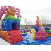 充氣城堡室外大型蹦蹦床兒童城堡遊樂場設備淘氣堡樂園跳跳床廣場【父親節禮物】