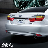 緊急煞車警示系統 Toyota Camry Hybrid (2012~2018) 力巨人 到府安裝/保固一年/臺灣製造