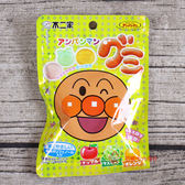 不二家_麵包超人水果QQ軟糖50g【0216零食團購】4902555123578