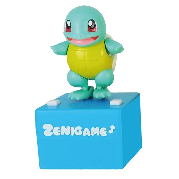 Pokemon 寶可夢 踢踏舞-傑尼龜