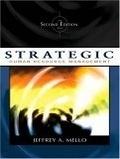 二手書博民逛書店 《Strategic Human Resource Management (with InfoTrac )》 R2Y ISBN:0324290438│Mello