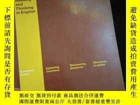 二手書博民逛書店Reading罕見and Thinking in English Conepts in use (英文)Y16