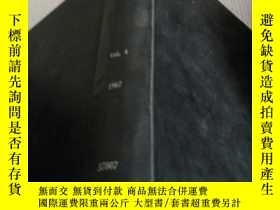 二手書博民逛書店filtration罕見& separation vol.4 1