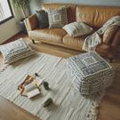 地毯 New Bohemian 印度手工編織地毯 - 條紋【2色任選】印度製 地墊 翔仔居家